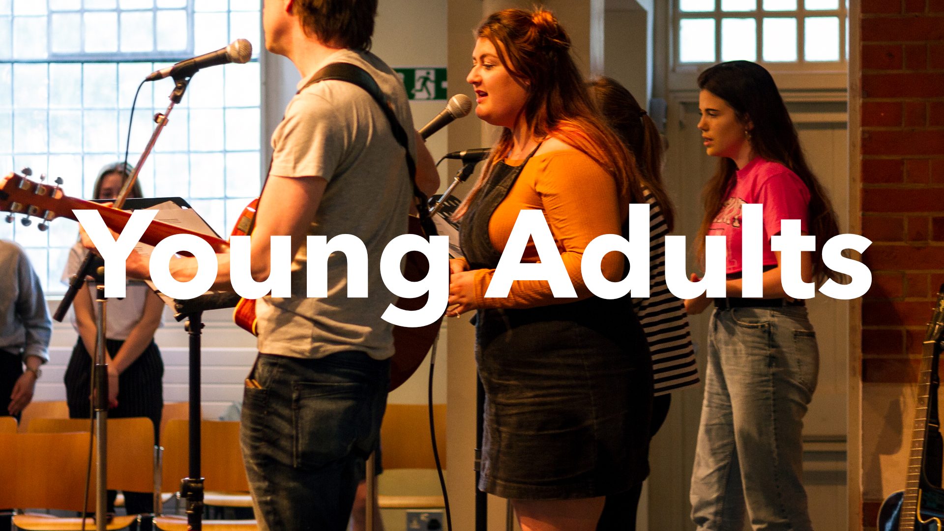 young adults website